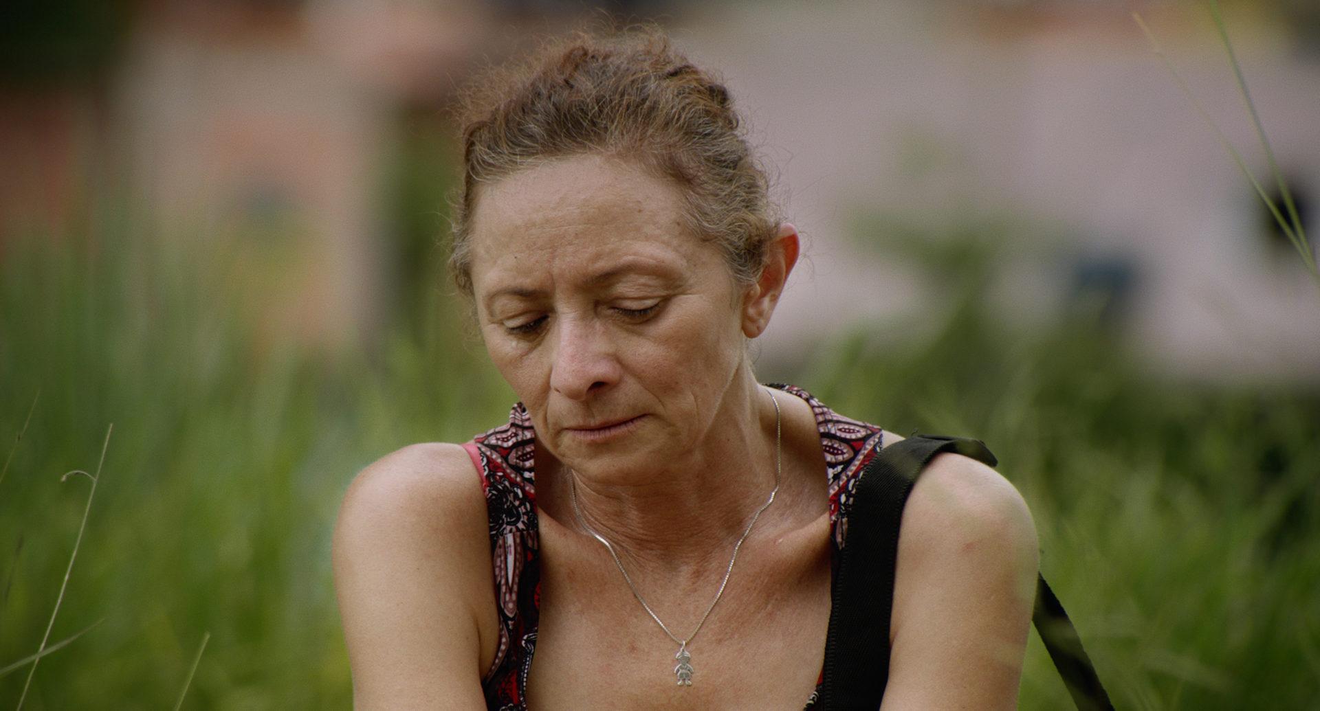 nitrate filmconvert - exemplo A Mãe de Cristiano Burlan com Marcélia Cartaxo